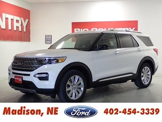 2021 Ford Explorer Limited 4WD Sport Utility