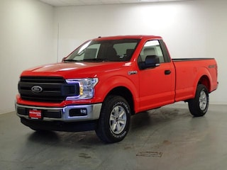 2018 Ford F-150 XL 4WD Reg Cab 8 Box Regular Cab Pickup