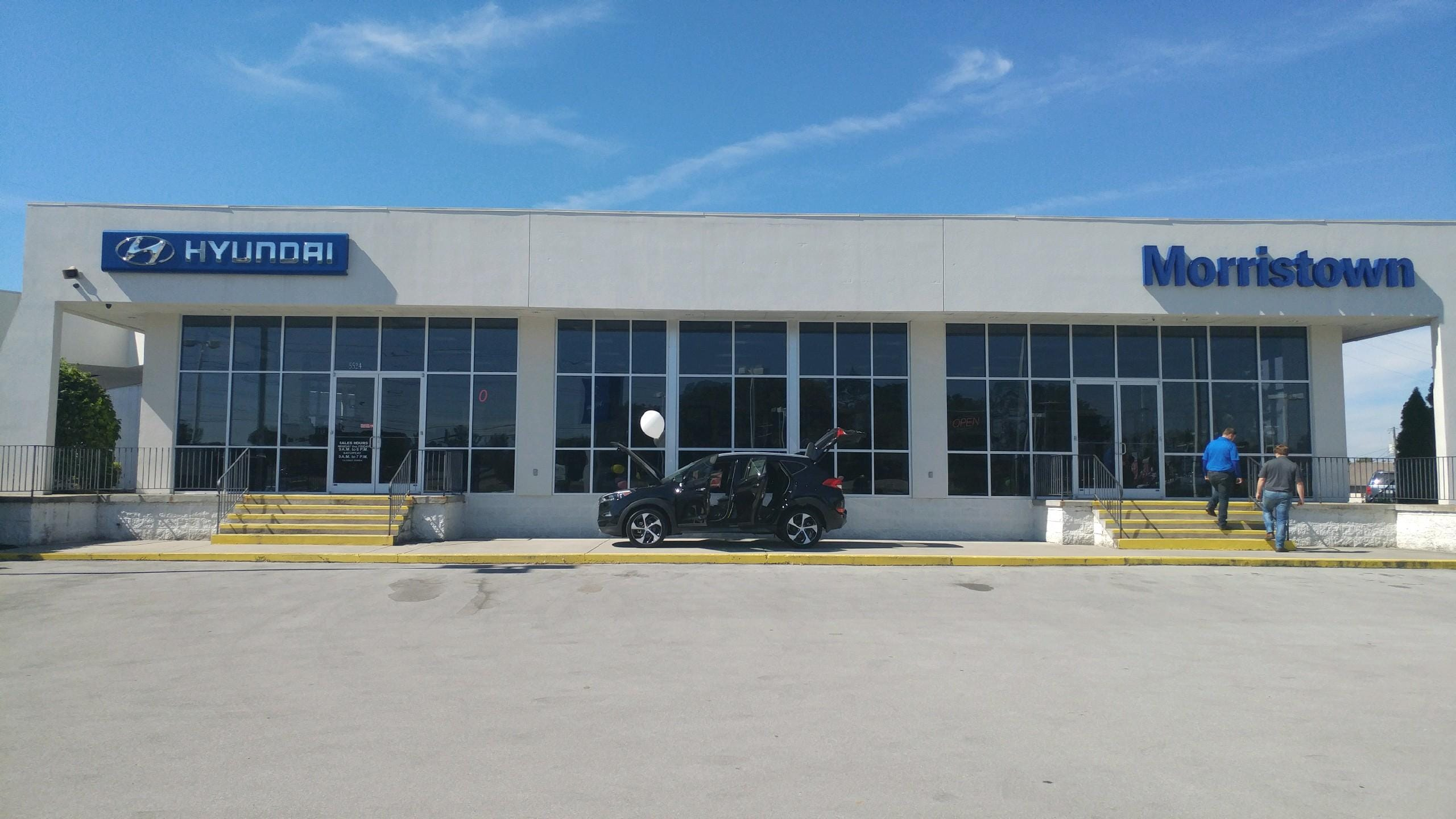 Hyundai Dealer Serving Sevierville TN