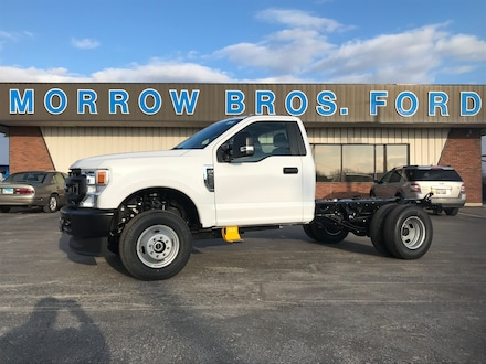 2020 Ford F-350 Chassis XL Truck Regular Cab