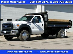 2014 Ford F-450 SD Regular Cab DRW 4WD