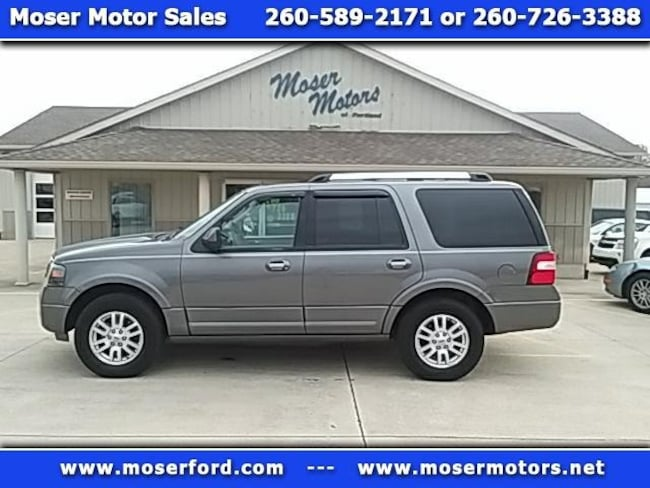 2013 Ford Expedition 5.4L Limited 4WD 4WD  Limited