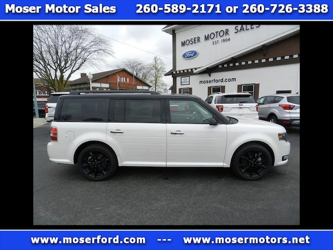 2019 Ford Flex SEL FWD Crossover