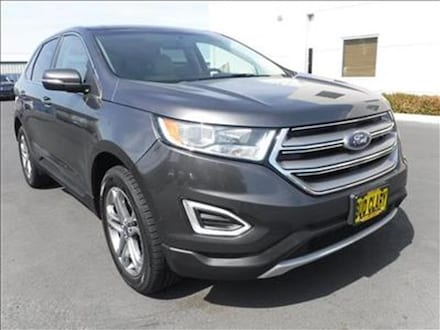 Featured Used 2017 Ford Edge Titanium All-wheel Drive 2FMPK4K97HBC64480 for Sale near Kelso, WA