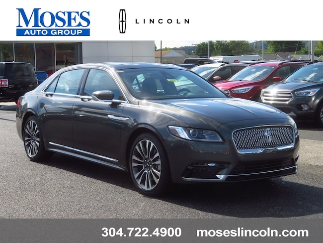 2018 Lincoln Continental Select Select AWD
