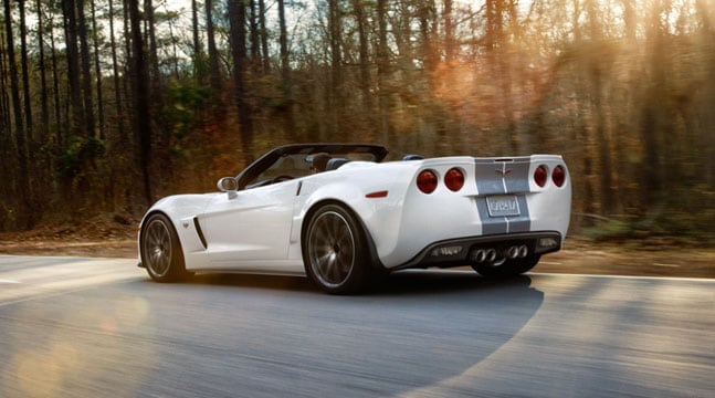 2013 Chevy Corvette 427
