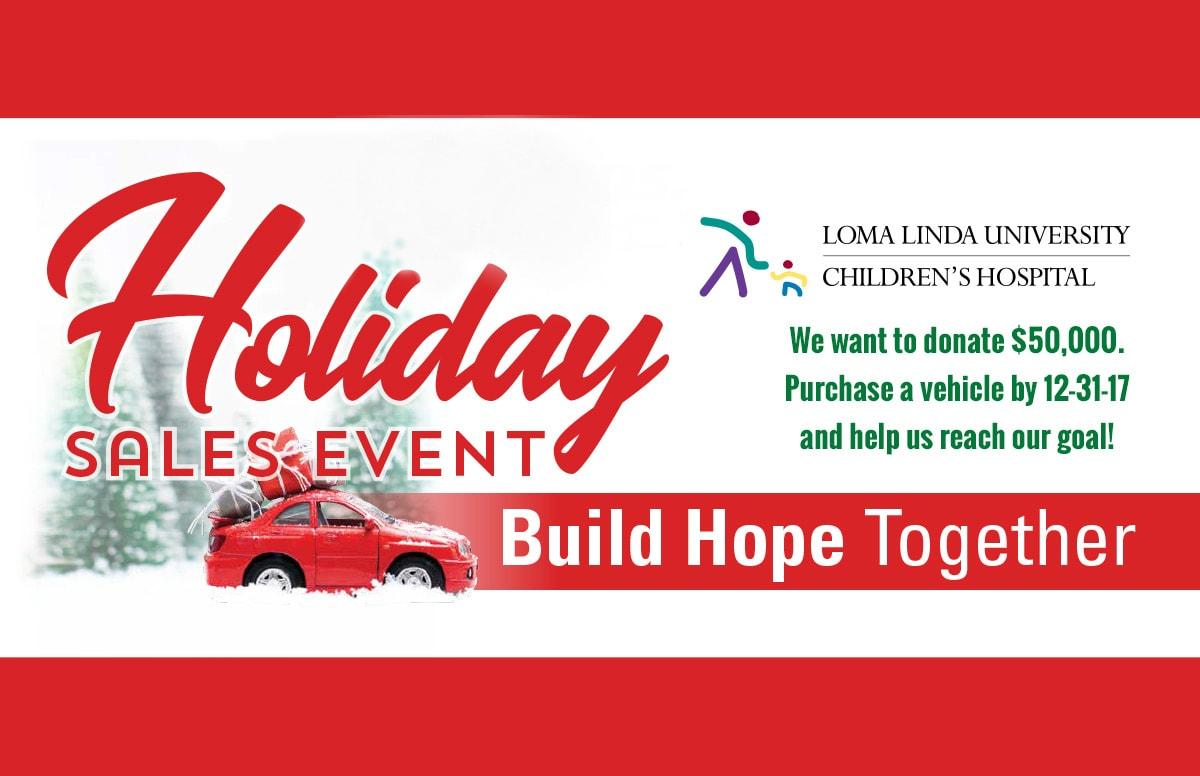 Holiday Sales Event | Moss Bros. Chrysler Dodge Jeep RAM Riverside