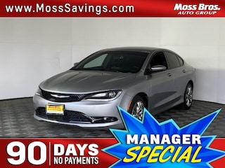 Used Chrysler 200 Riverside Ca