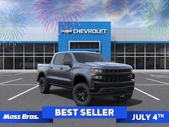 2021 Chevrolet Silverado 1500 Custom Trail Boss Truck