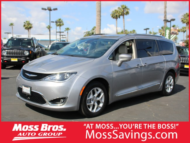 Used Chrysler Pacifica 2018 Moreno Valley Ca