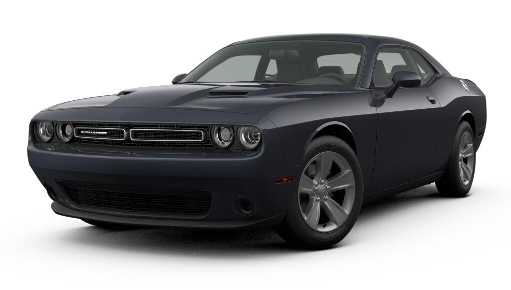 2018 Dodge Challenger SXT Coupe
