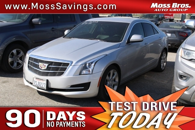 Used Cadillac Ats Sedan Riverside Ca