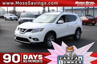 Used Nissan Rogue Riverside Ca