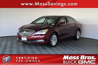 2016 Buick Lacrosse Leather Car