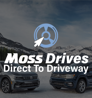 Moss Drives - Direct to Driveway