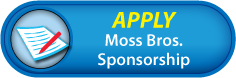 Apply for a Moss Bros. Sponsorship