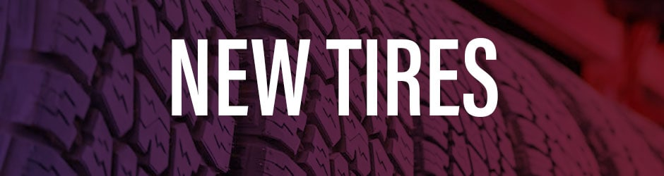 New Tires header image