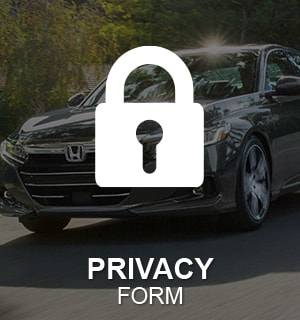 Privacy Form