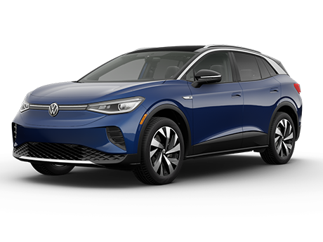 All-New 2021 Volkswagen ID.4 Electric Vehicle