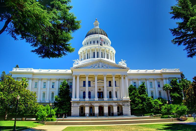 State Capitol Building - Sacramento, CA