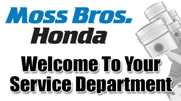 honda service center near riverside moss bros honda
