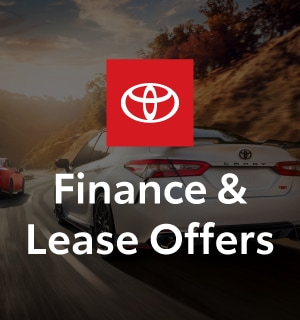 Toyota Finance & Lease Offers