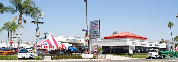 Moss Bros. Chrysler Dodge Jeep Ram FIAT San Bernardino