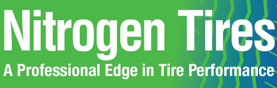 Nitrogen Tires - A Professional Edge in Tire Performance