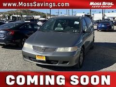 2000 Honda Odyssey EX w/Navigation System Van