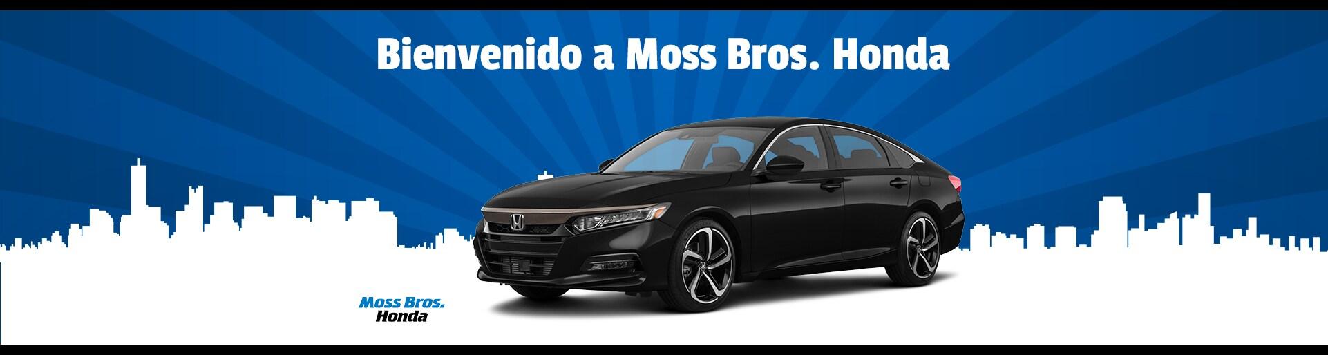 Nosotros En Moss Bros. Honda Moreno Valley ...