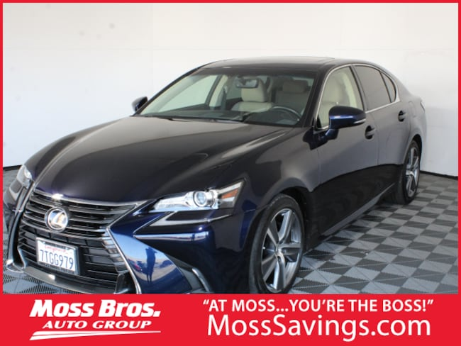 2016 LEXUS GS 200t Sedan