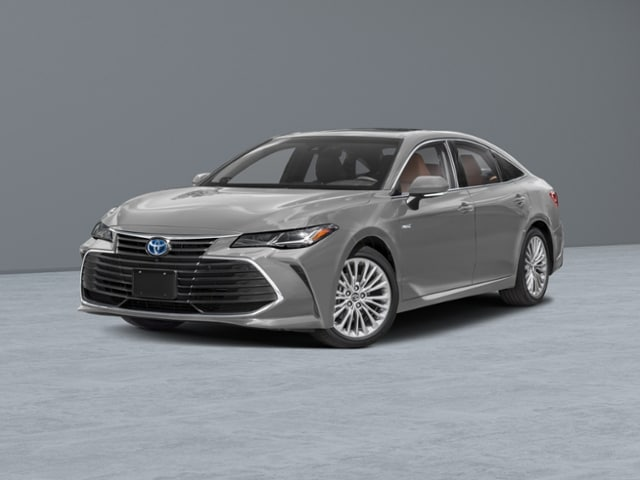 2021 Toyota Avalon Hybrid Sedan