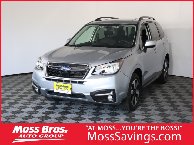 Used 2018 Subaru Forester 2 5i Limited For Sale in Moreno