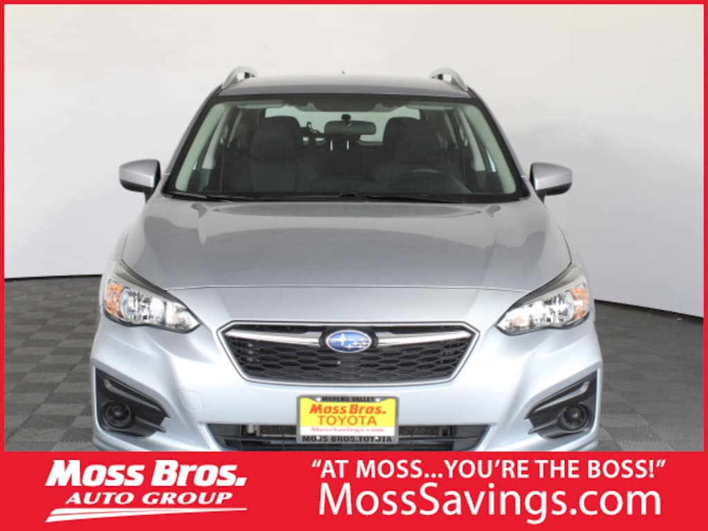 Used 2017 Subaru Impreza For Sale Riverside San Bernardino And