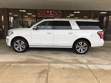2020 Ford Expedition Max Platinum 4WD SUV