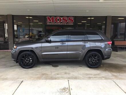 2020 Jeep Grand Cherokee Altitude 2WD SUV