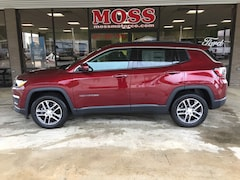 New 2020 Jeep Compass SUN AND SAFETY FWD Sport Utility for sale in Chattanooga