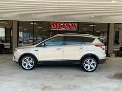 Used 2017 Ford Escape Titanium SUV 1FMCU0J96HUE63467 G0278