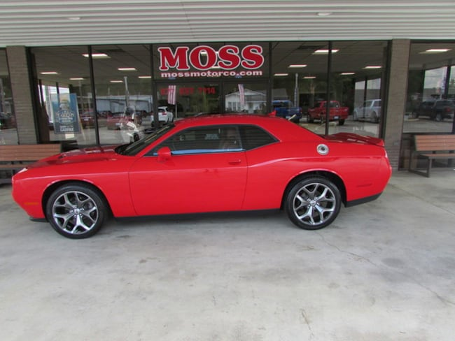 Used 2017 Dodge Challenger SXT Coupe for sale in south pittsburg