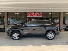 Used 2017 Jeep Cherokee Limited 4x4 SUV for sale in South Pittsburg