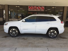Used 2019 Jeep Cherokee Overland 4x4 SUV for sale in South Pittsburg