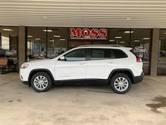 New 2020 Jeep Cherokee LATITUDE FWD Sport Utility for sale in Chattanooga