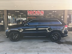 Used 2016 Jeep Grand Cherokee Overland 4x4 SUV for sale in South Pittsburg