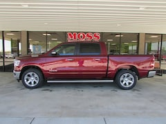 New Ram 1500 2019 Ram All-New 1500 BIG HORN / LONE STAR CREW CAB 4X4 5'7 BOX Crew Cab 1C6SRFFTXKN539192 19R3 for sale in South Pittsburg TN