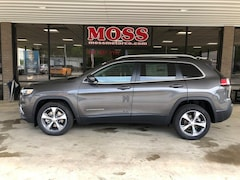 New Cherokee 2019 Jeep Cherokee LIMITED FWD Sport Utility for sale in South Pittsburg TN