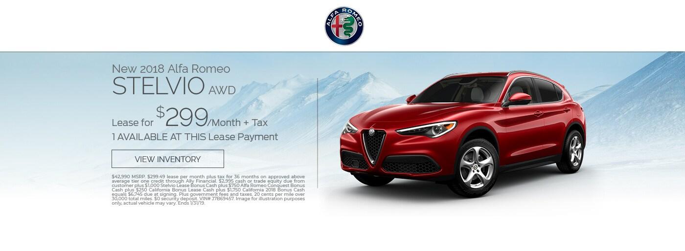 Mossy Alfa Romeo New And Used Alfa Romeo Cars In National City Ca