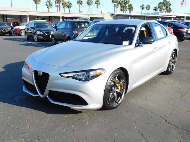 New 2019 Alfa Romeo Giulia For Sale At Mossy Alfa Romeo Vin