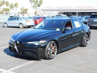 New 2019 Alfa Romeo Giulia Ti SPORT RWD Sedan ZARFAMBN8K7601311 for sale or lease in National City, CA near San Diego
