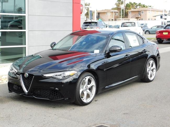 New 2019 Alfa Romeo Giulia For Sale At Mossy Alfa Romeo Vin Zarfambn2k7602048