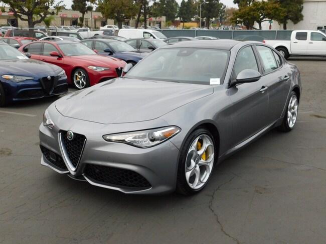 New 2019 Alfa Romeo Giulia Ti SPORT RWD Sedan For sale /lease in National City, CA